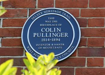 Thumbnail image of Web Placeholder Blue Heritage Colin Pullinger