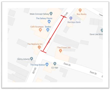 Italian Market Road Closure