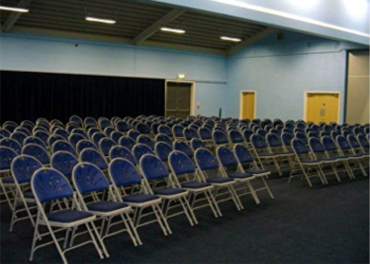 Placeholder Selsey Centre Arena